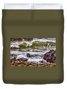 In-coming Tide Duvet Cover