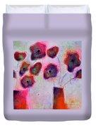In Full Bloom 2 Duvet Cover