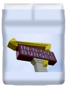In-n-out IIi Duvet Cover