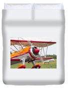 In Plane View Duvet Cover