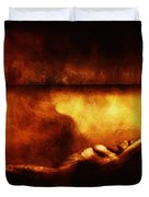 In Quiet Place  Duvet Cover