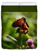In The Breeze Duvet Cover
