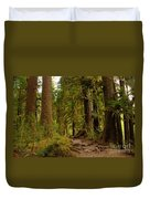 In The Land Of The Giants  Duvet Cover