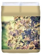 In The Vineyard Duvet Cover by Lisa Russo