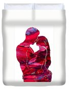 In Your Head  Duvet Cover