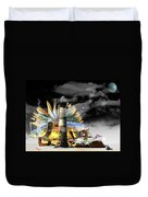 In Your Imagination Duvet Cover