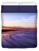 Inch Beach, Dingle Peninsula, Co Kerry Duvet Cover