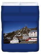 Independence Mine Duvet Cover
