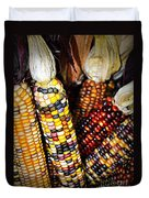 Indian Corn 2 Duvet Cover