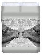 Indian Cows Duvet Cover