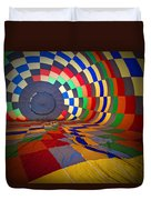 Inflating Duvet Cover by Rick Berk