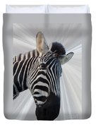 Inquisitive  Duvet Cover