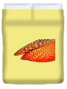 Insect Wing Study Duvet Cover