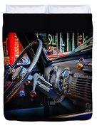 Inside Chevy Duvet Cover