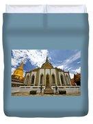 Inside The Grand Palace Bangkok Image 2 Duvet Cover