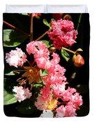 Interesting Flowers Duvet Cover