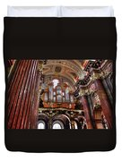 Interior St Stanislaus Church - Posnan Duvet Cover