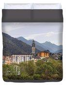 Intragna - Ticino Duvet Cover