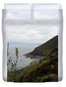 Ireland Coast I Duvet Cover