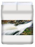 Ireland Waterfall Duvet Cover