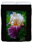 Iris Finery Duvet Cover