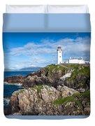Irish Lighthouse Duvet Cover