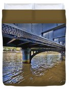 Iron Bridge Duvet Cover
