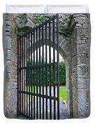 Iron Gate Duvet Cover