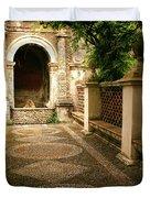 Italian Hideaway Duvet Cover