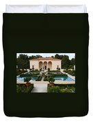 Italian Renaissance Garden Duvet Cover