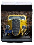 Jake's '34 Duvet Cover