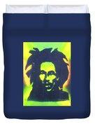 Jamaica X Jamaica  Duvet Cover