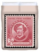James A. Mcneill Whistler Duvet Cover