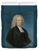 James Bradley, English Astronomer Duvet Cover