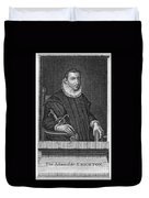 James Crichton (1560-1582) Duvet Cover