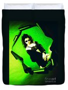 Jane Joker 3-2 Duvet Cover