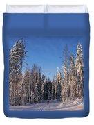 January Nr 3 Duvet Cover