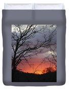 January Sunrise 4 Duvet Cover