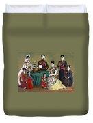 Japan: Imperial Family Duvet Cover
