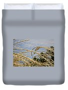 Japanese Silver Grass Duvet Cover