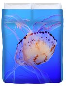 Jellyfish 5 Duvet Cover