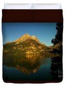 Jenny Lake Duvet Cover