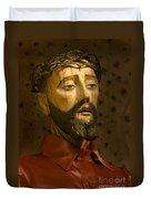 Jesus Christ San Xavier Del Bac Duvet Cover