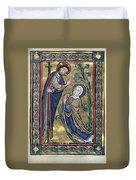 Jesus: Resurrection Duvet Cover