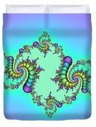Jewel Of Life Duvet Cover