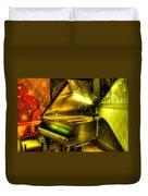 John Broadwood And Sons Grand Piano Duvet Cover