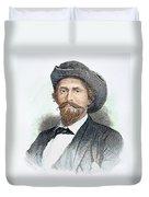 John H. Morgan (1825-1864) Duvet Cover