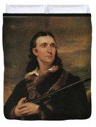 John James Audubon, French-american Duvet Cover