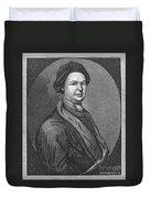 John Lovell (1710-1778) Duvet Cover