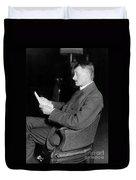John Masefield (1878-1967) Duvet Cover